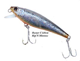 воблер Owner C'ultiva Rip'N Minnow